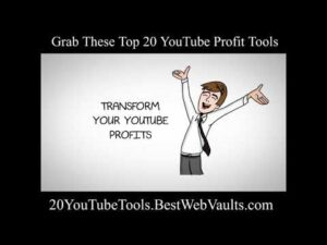 Read more about the article 20 Youtube Tools, Really Must Need for Best YouTube Marketing in 2021?