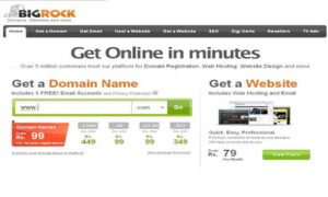 Read more about the article Buying Domain Names From BigRock Is 100% Worth in 2021? Top Review