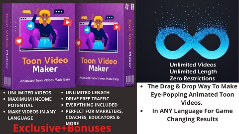 Read more about the article What Best Things You Should Know About Toon Video Maker? Review 2021